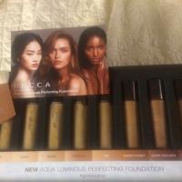 Fresh Foundation Review: Becca Aqua Luminous Perfecting Foundation